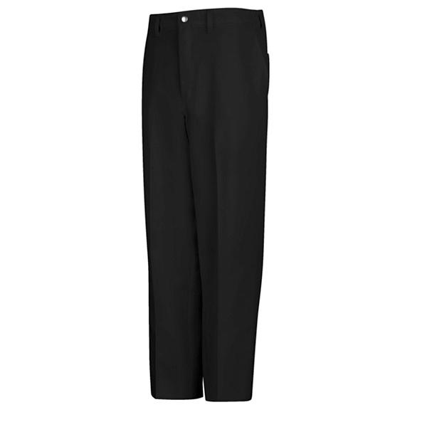 2002 Edwards Garment Men/'s Baggy Elastic Waist Brass Zipper Chef Pant
