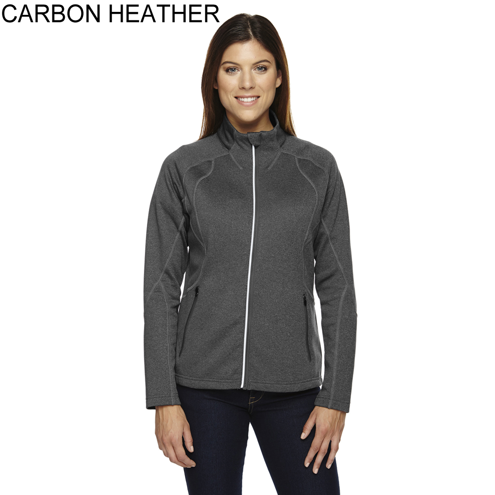 Ash City GRAVITY Ladies' North End Performance Fleece Jackets - 78174