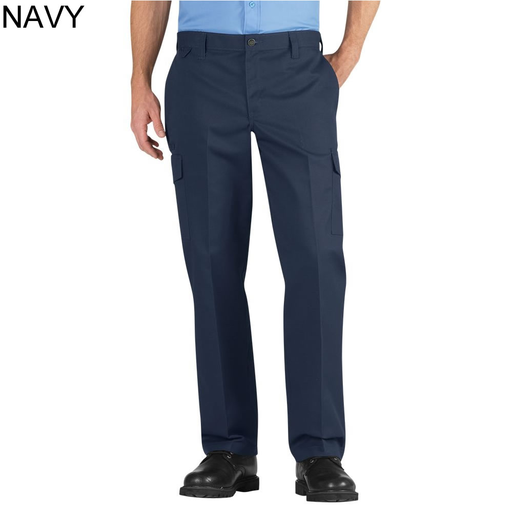 b708c2ba269 ... Navy - Dickies Relaxed Fit Straight Leg Ultimate Server Cargo Pant    LP537NV
