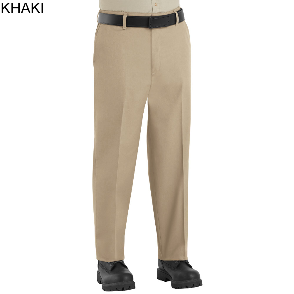Red Kap Men's Side-Elastic Insert Work Pants - PT60