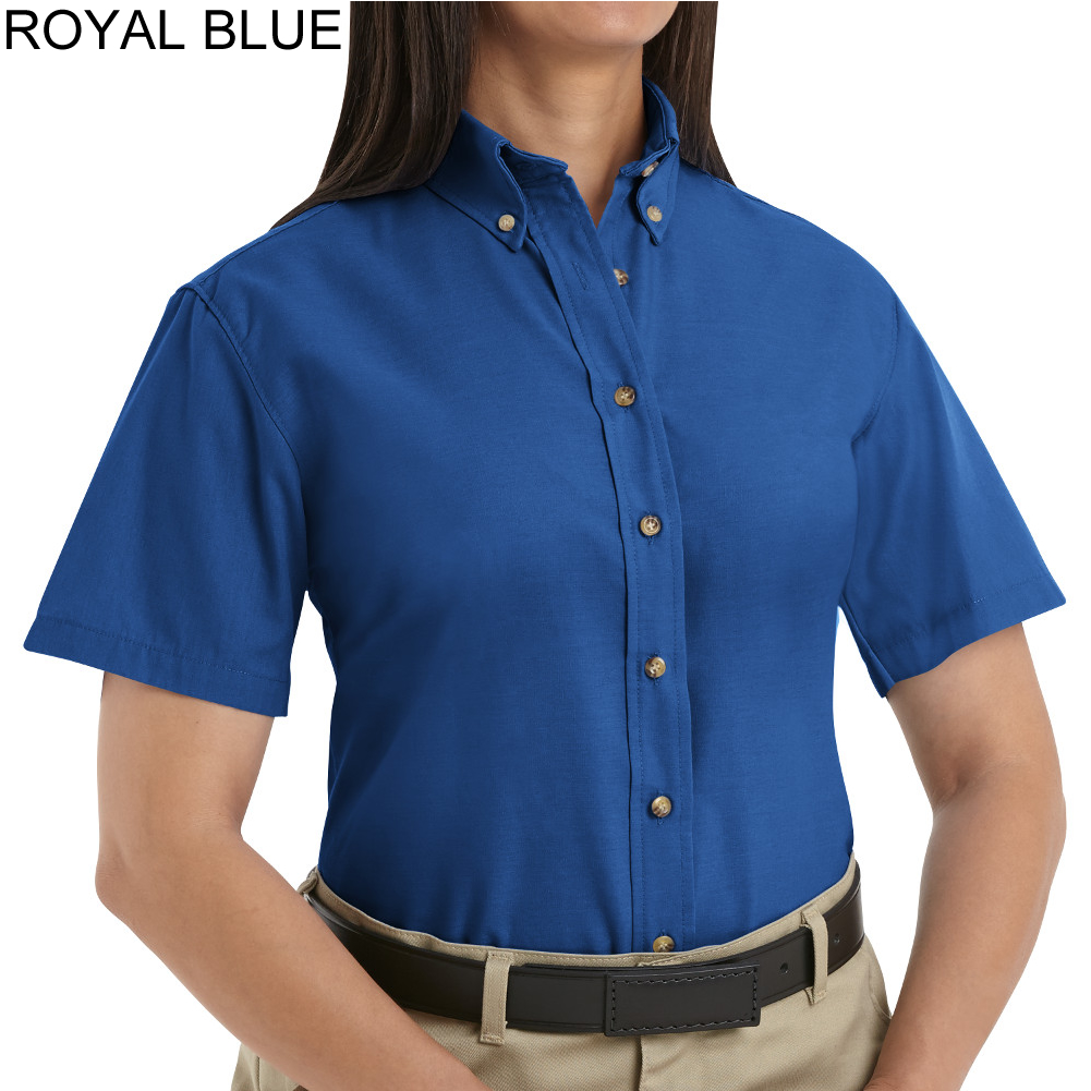 Royal blue button down shirt womens is shirt for Royals button up shirt