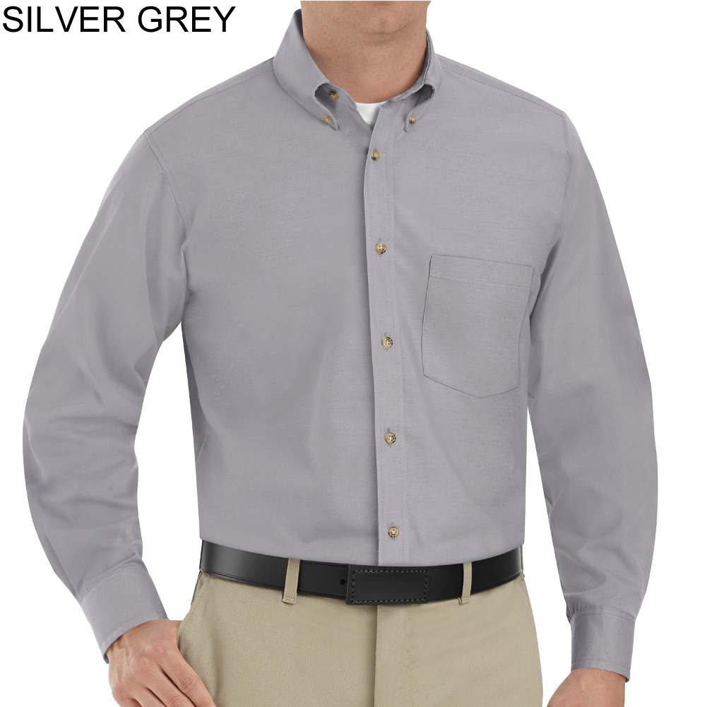 Grey Button Down Shirt Mens | Is Shirt