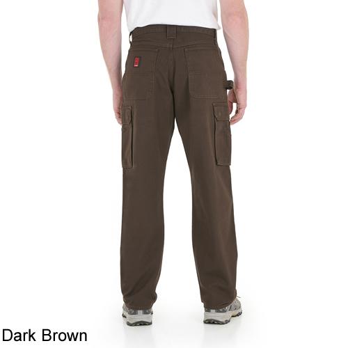 Riggs Workwear Ripstop Ranger Pant Wrangler 3W060BR Bark
