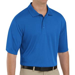 Product reviews red kap men 39 s 100 polyester mesh short for Vistaprint polo shirts review