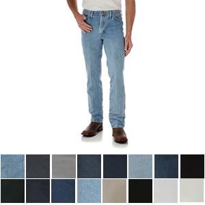 Wrangler Men's Cowboy Cut Western Slim Fit Jeans - 0936