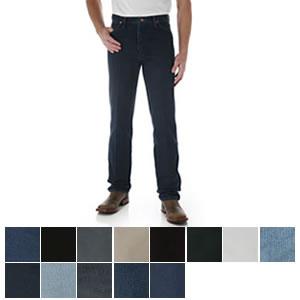 cd6721e6 Wrangler Men's Cowboy Cut Original Fit Jeans - 13MWZ