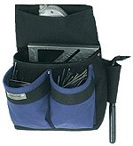 Boulder Bag 2013 Carpenter and Pro-Framer 5-Pocket Nail Pouch - Black Only