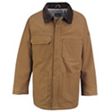 Bulwark Men's Brown Duck Lineman's Coat - JLC4