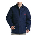 Dickies Denim Blanket Lined Chore Coat - 3494