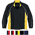 Ash City North End Men's Woven Twill Athletic Jacket - 88143