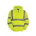 Berne Hi-Visibility Thermal Lined Hooded Sweatshirt - HVF021