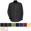 Red Kap 1T12 Meridian Performance Twill Long Sleeve Shirt
