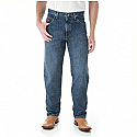 Wrangler Men's PBR Relaxed Fit Authentic Stone Jeans - 26PBRAS