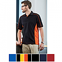 Ash City FUSE POLO Men's Extreme Eperformance Snag Protection Plus Color-Block Polos - 85113