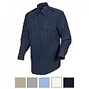 Horace Small HS116 Women's New Dimension Poplin Uniform Long Sleeve Shirt