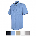 Horace Small HS126 Women's New Dimension Poplin Short Sleeve Uniform Shirt