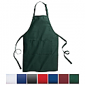 Edwards Butcher Apron with Pockets - 9005