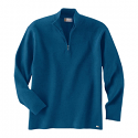 Ash City IL MIGLIORE Men's Half-Zip Mock Neck Sweater - 81008