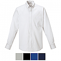 Ash City ESTABLISH Men's North End Wrinkle Resistant Cotton Blend Dobby Stripe Shirt - 87041