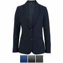 Edwards Ladies' Synergy Washable Suit Coat Longer Length - 6575