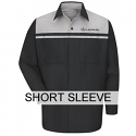 Red Kap Men's Lexus Short Sleeve Technician Shirt - SP24LX
