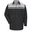 Red Kap Men's Lexus Long Sleeve Technician Shirt - SP14LX