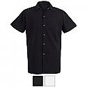 Chef Designs 5035 100% Spun Polyester Long Cook Shirt
