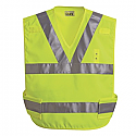 Horace Small Breakaway Hi-Vis Safety Vest