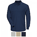Bulwark COOLTOUCH 2 Classic Long Sleeve Polo Shirt - SMP2
