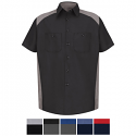 Red Kap Motorsports Short Sleeve Shirt - SP28