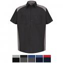 Red Kap Motorsports Short Sleeve Shirt - SP28