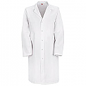 Red Kap KP38 Specialized Pocketless Lab Coat - KP38WH