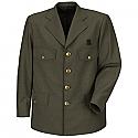 Horace Small Men's Poly/Wool Tropical Dress Coat - HS3345B