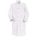 Red Kap 5210 5 Button Closure Women's Lab Coat - 5210WH