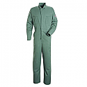 Bulwark CEW2 ExcelFR Gripper Front Coveralls