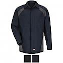 Red Kap SY16 - Men's Diamond Plate Shirt - Long Sleeve