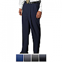 Edwards Men's Classic Pleated Front Dress Pant - 2680