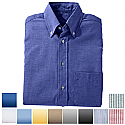 Edwards Men's Long Sleeves Oxford Shirt - 1077