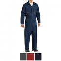 Red Kap CC18 Zip Front Cotton Coveralls