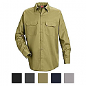 Red Kap ST52 Utility Long Sleeve Work Shirt