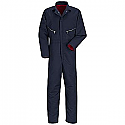 Red Kap CT30 Insulated Twill Coverall - CT30NV
