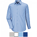 Ash City WINDSOR Men's North End Long Sleeve Oxford Shirt - 87038