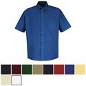 Red Kap 1T22 Meridian Performance Twill Short Sleeve Shirt