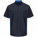 Red Kap Men's AC Delco Short Sleeve Technician Shirt - SY24DL