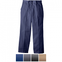 Edwards Ladies' Business Casual Flat Front Chino Pant - 8519