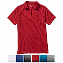 Edwards Women's Micro Pique Polo With Self Collar - 5516