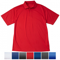 Edwards Men's Flat Knit Polo Shirt - 1580