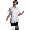 Edwards Unisex Mesh Back Cook Shirt - 1305