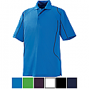 Ash City VELOCITY Men's Extreme Eperformance Snag Protection Color-Block Polos With Piping - 85107