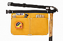 Bourn Tough LE-84N Heavy Duty Leather Traditional Nail and Tool Bag